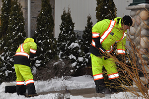 Snow Removal Services, Niagara Outdoor Landscape Maintenance