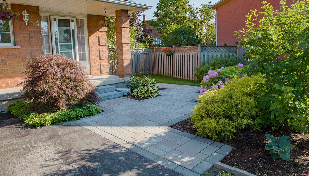 Clesea Niagara Outdoor Landscaping Project
