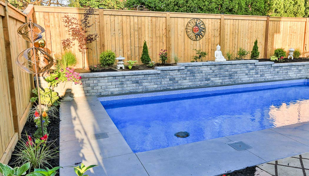 Gatestone Niagara Outdoor Landscaping Project