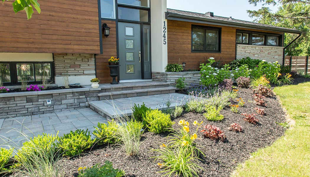 Third by Niagara Outdoor Landscaping Project