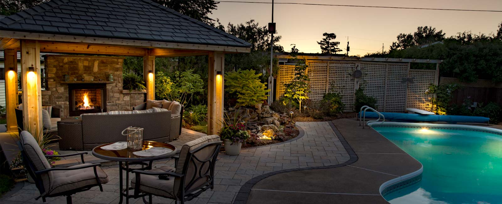 Niagara Outdoor Landscape Design, Construction U0026 Maintenance, Ontario